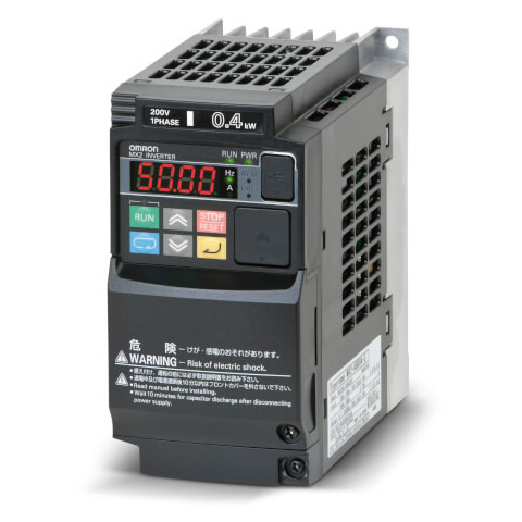 Omron compact frequency Inverter 3G3MX2-A2001-V1
