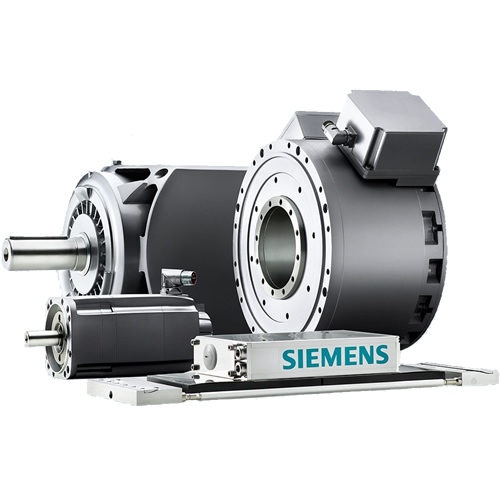 Siemens 1FN3300-2WC00-0AA1 PRIMARY SECTION, 3450 N, 125 M/MIN
